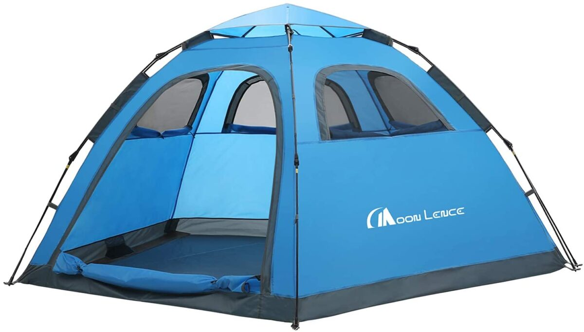 Moon Lence Instant Pop Up Tent